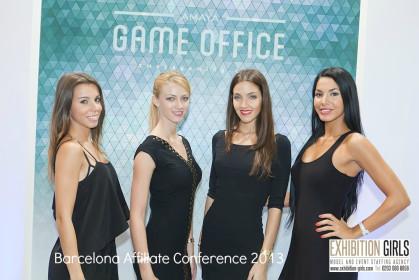 Promo Girls EIG Barcelona