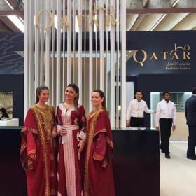Exhibition Staff Provider Exhibition Girls