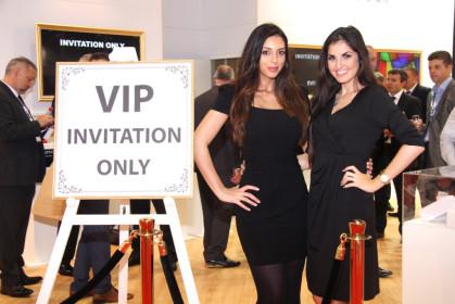 exhibition girls london