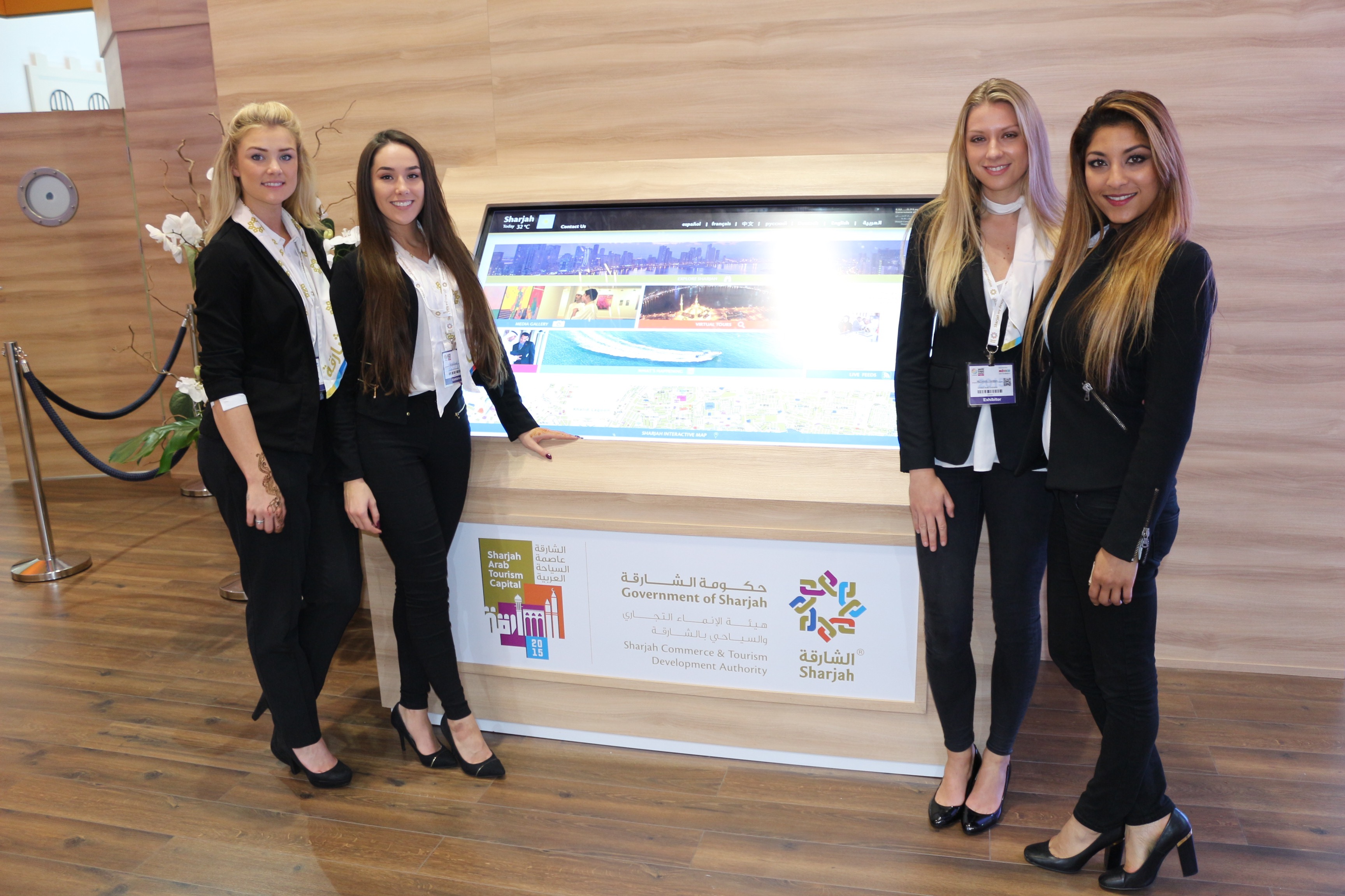 Marketing Exhibition Stand Hire : Exhibition girls limited provide the best staff