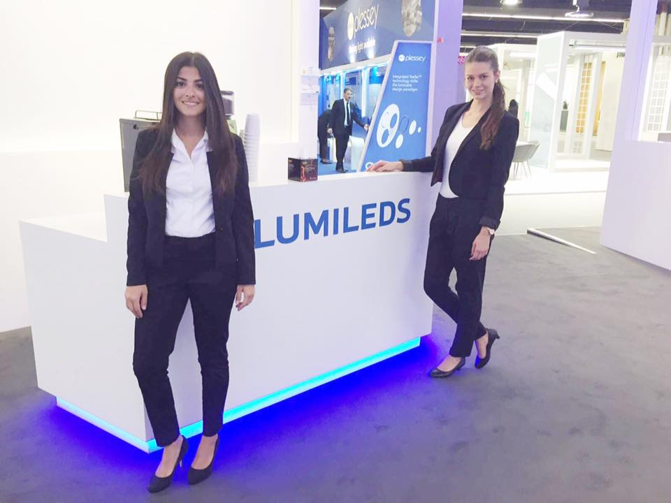 Exhibition Stand Staff : Why your exhibition stand staff can make or break interplas for
