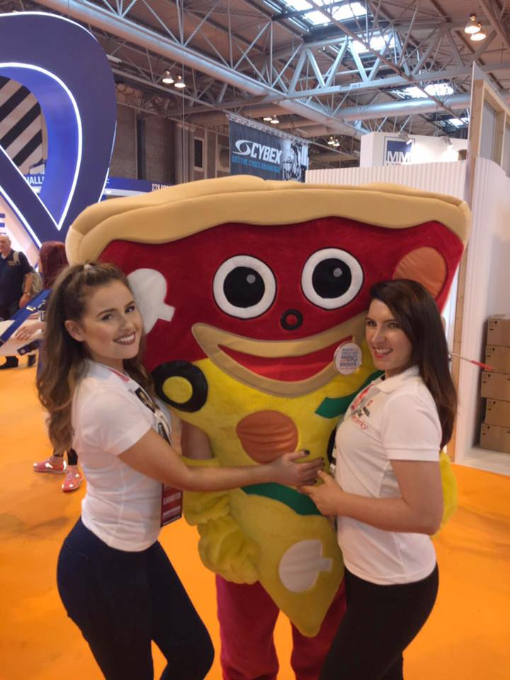 Exhibition Staff London available for hire
