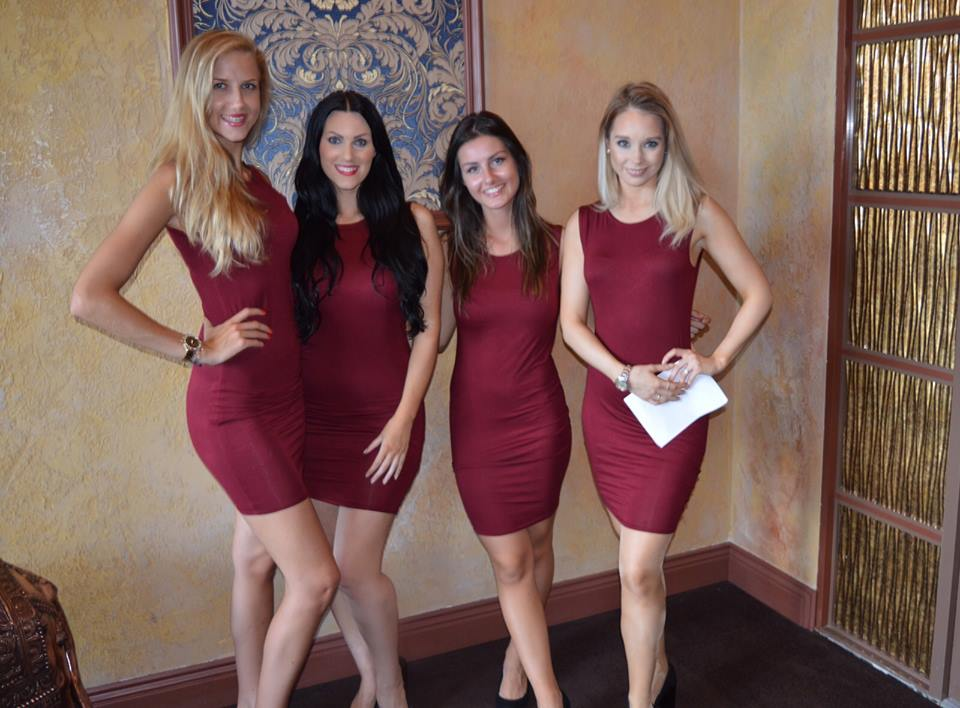 Hostess Agency VIP Event Staffing