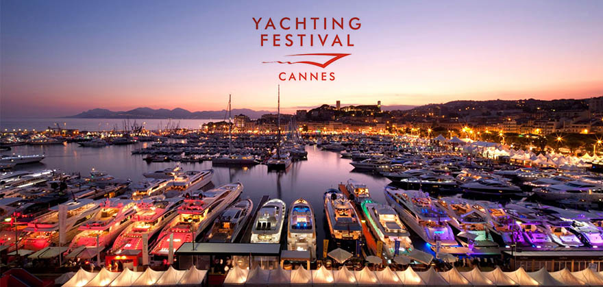 Exhibition Girls Yachting Festival Cannes