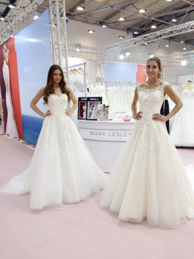 Exhibition Girls the Harrogate Bridal Show