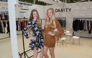 Exhibition Girls Promotion Girls and Fitting Models at Pure London 2017 at Olympia