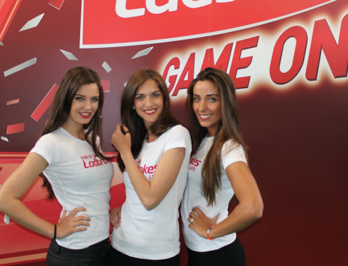 Promotion Girls available for booking at exhibitions and events