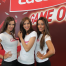Promotion girls for Ladbrokes in Amsterdam