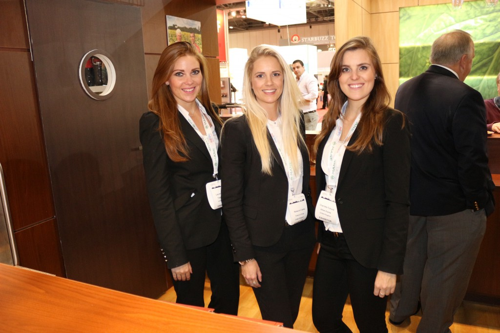 Exhibition Stand Hostess : Exhibition girls staffing agency for emo hannover