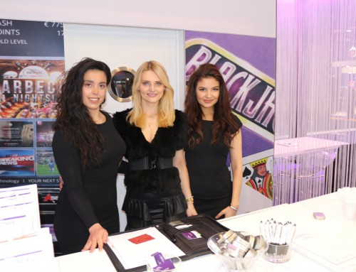 Promotion Girls for events and exhibitions at ExCel London