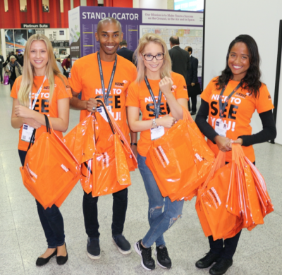 Promotion Staff for Mach Show NEC Birmingham