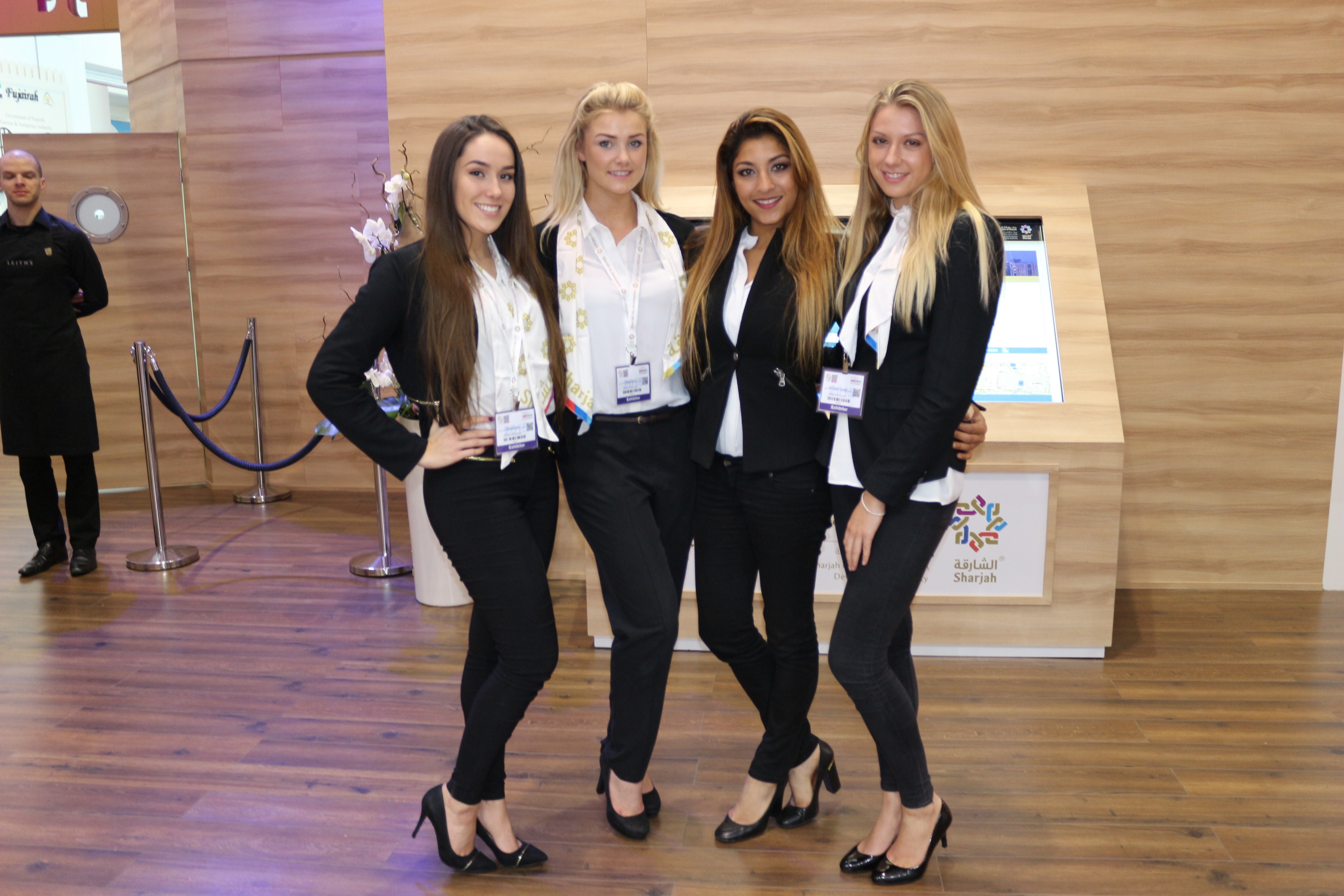 Hostess Agency for bookings at events