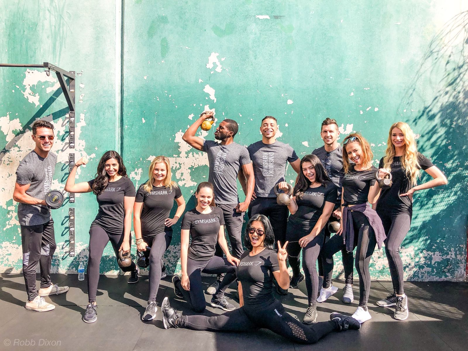 Promotion Staff for Gymshark