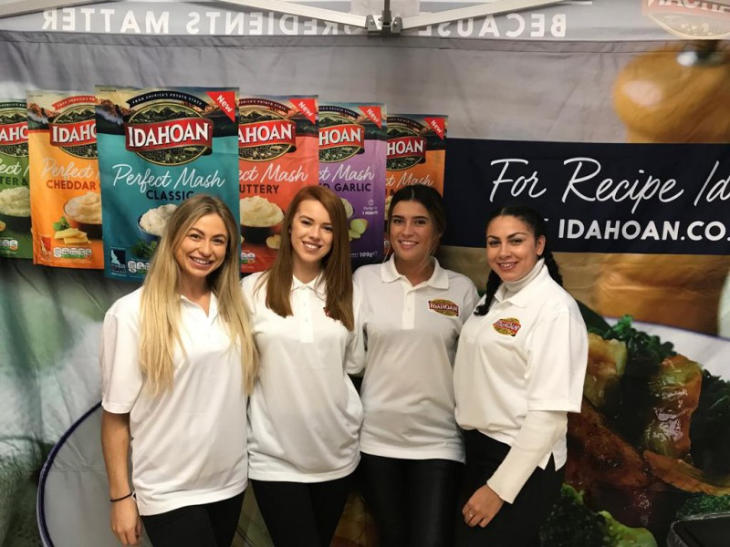 Exhibition Staff for Bloom Olympia London