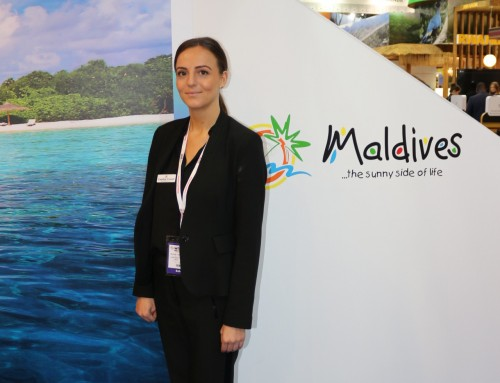 Exhibition Staff at World Travel Market ExCel London