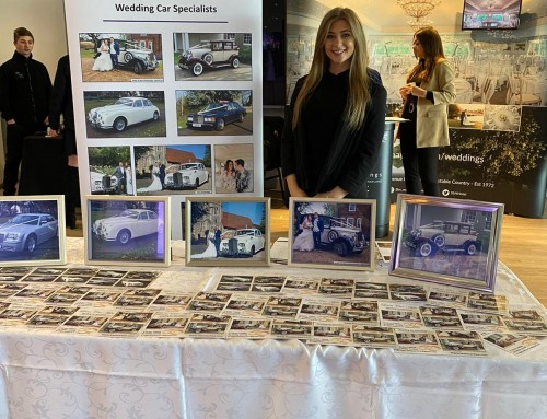 Exhibition Staff for Chelmsford Wedding Show at Chelmsford City Race Course