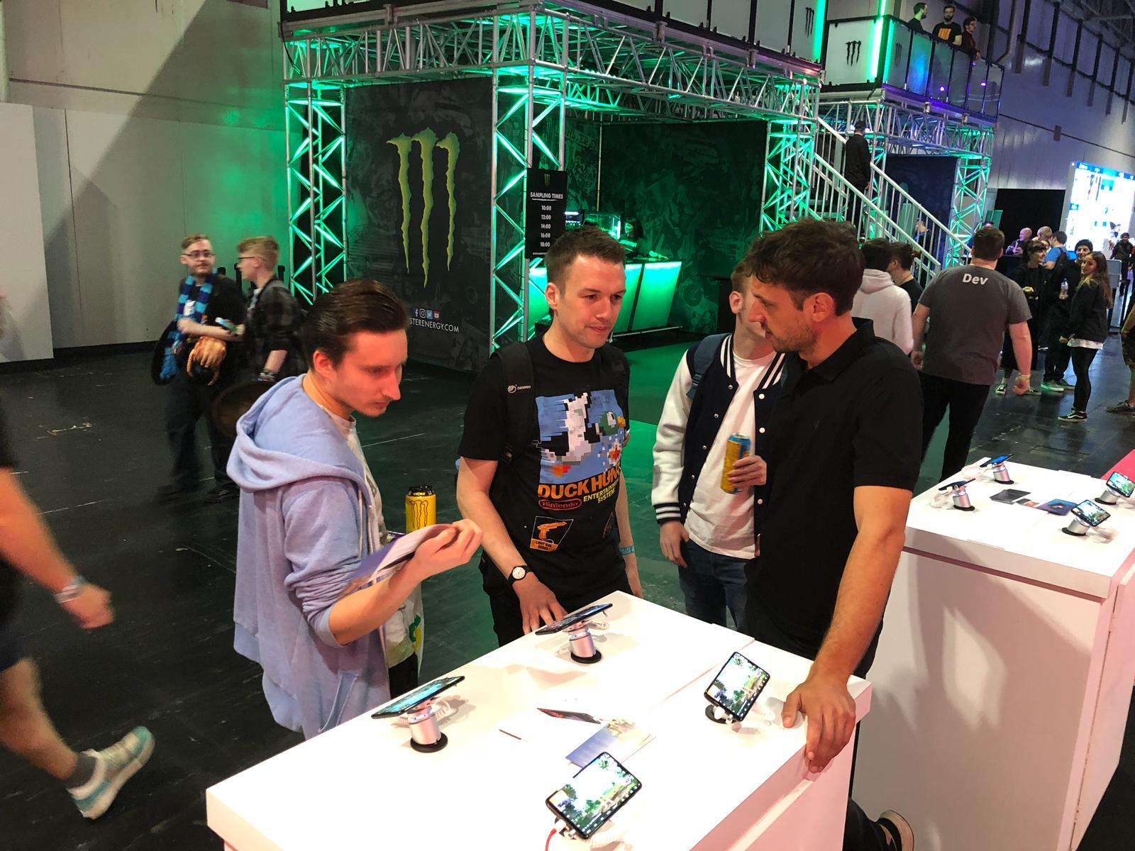 Covid-19 Event Staff